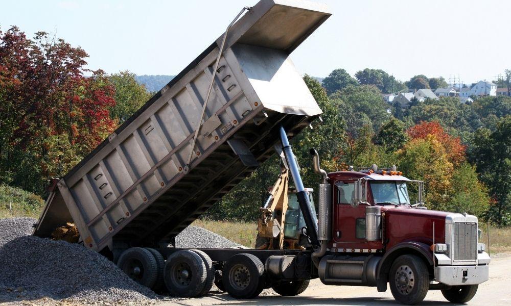 Preparing Your Dump Trucks for Road Construction
