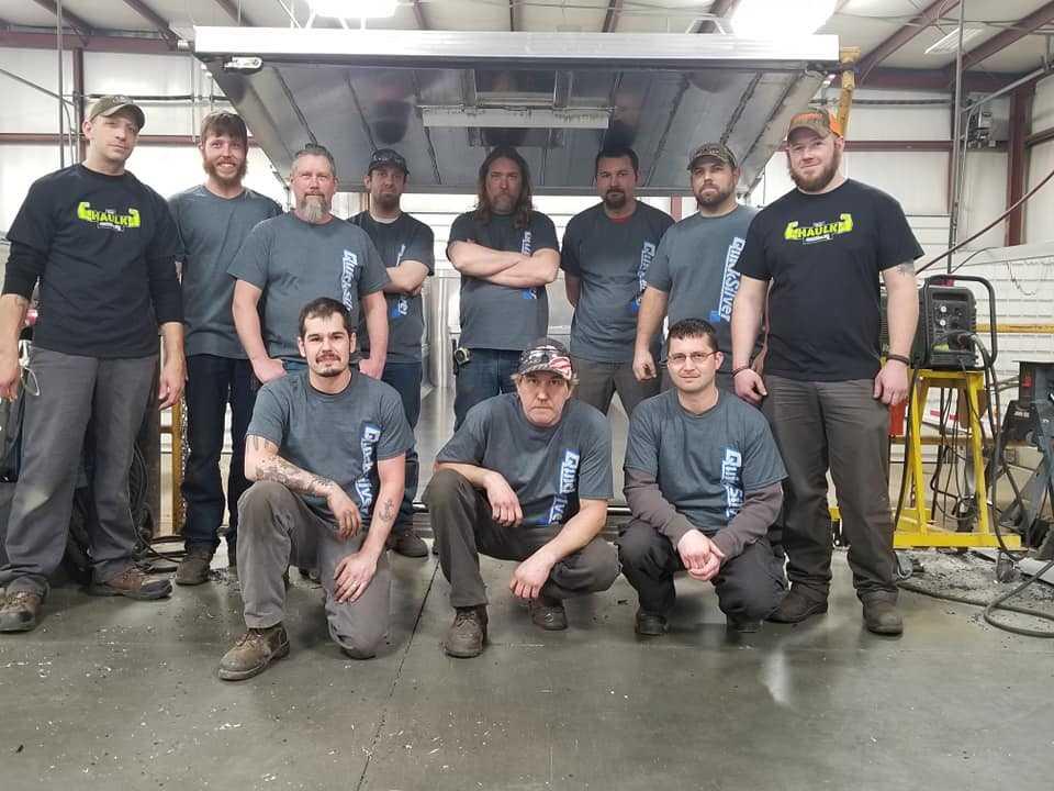 linings inc shop team